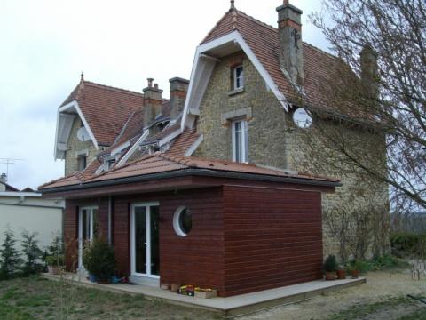 Architectes trouver architecte reims for Extension maison reims