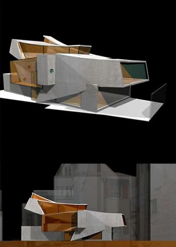 Maisons sous contraintes-2002