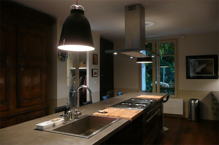 Grande cuisine-salle à manger : 109web