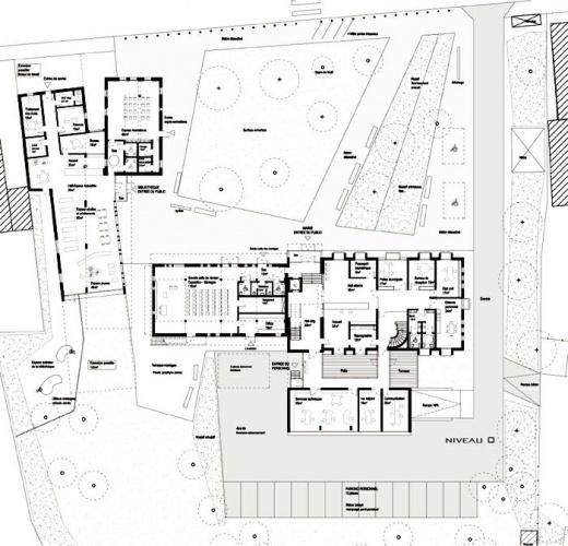 Extension restructuration de la mairie de La Wantzenau (67) - 2010 : LW-03