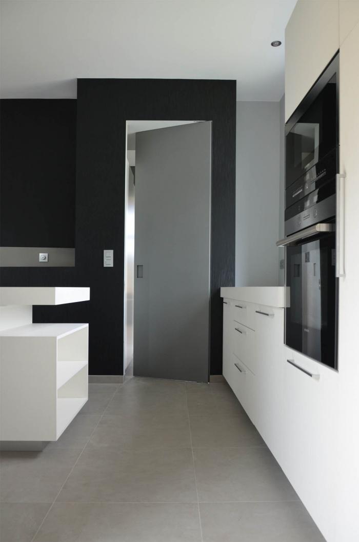 Extension et rénovation d'une habitation : cuisine