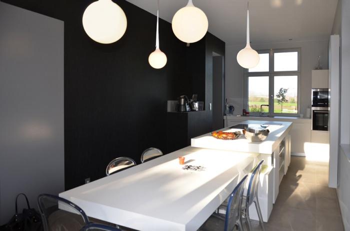 Extension et rénovation d'une habitation : 10 allégée pour AF