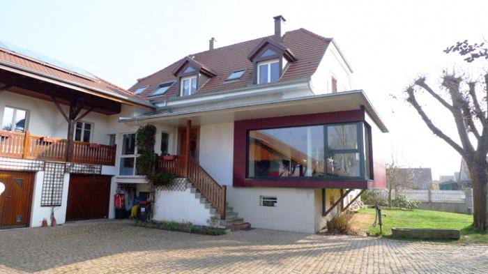 Extension Maison C : EXREMAISONC04