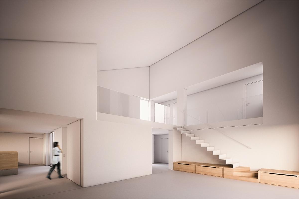 Maison YOTA : INT01